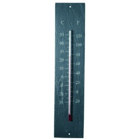 Leisteen thermometer